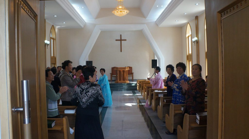 Christianity in North Korea