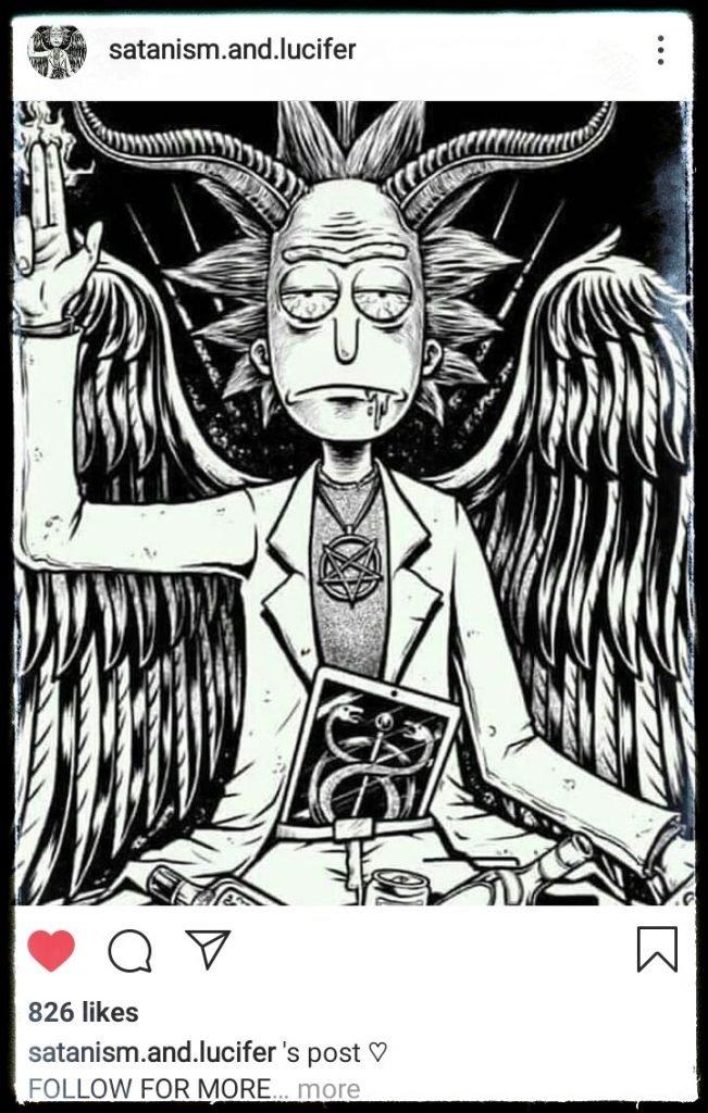 satanic witchcraft