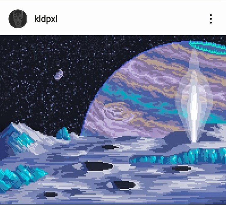good small pixel art kldpxl