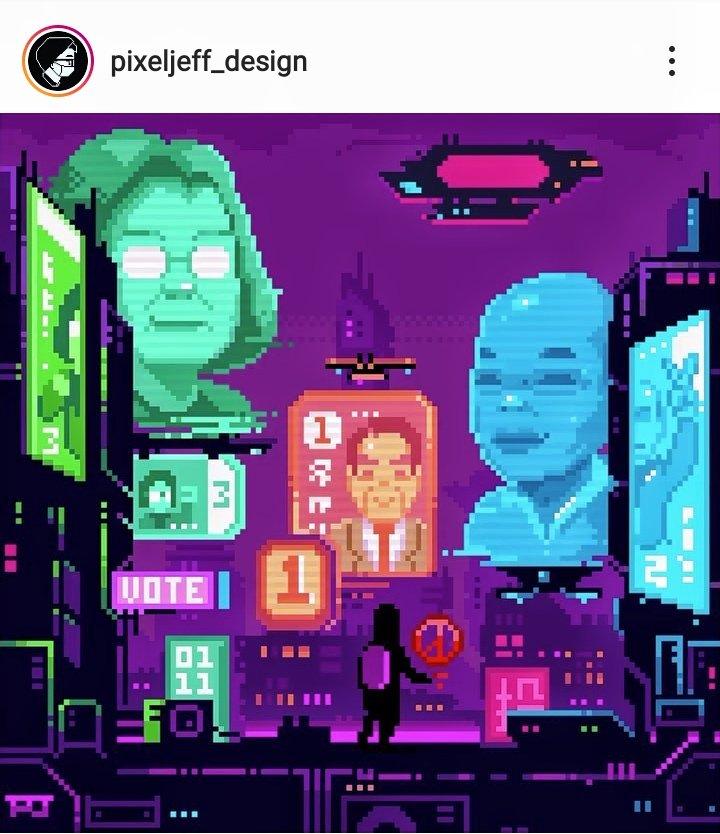 pixel game art pixeljeff