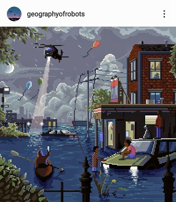 sci fi pixelart games