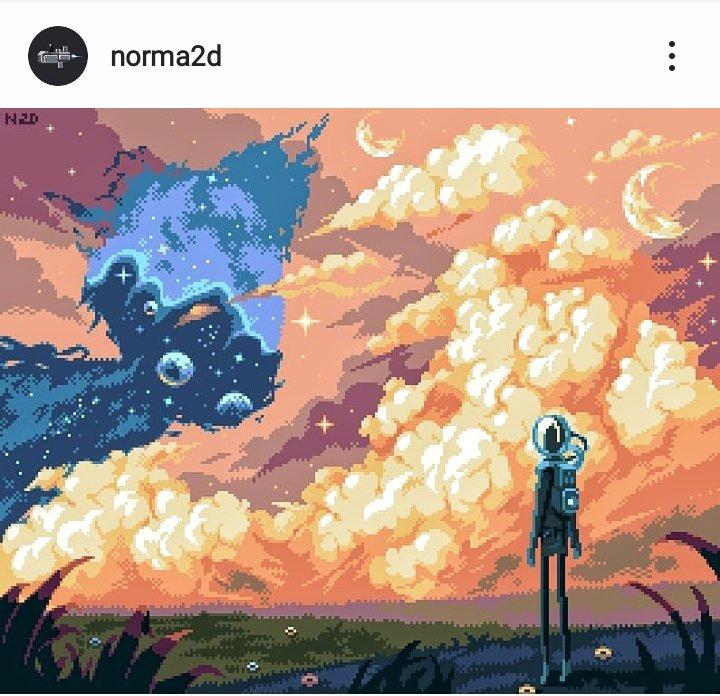 8bit painter norma 2d