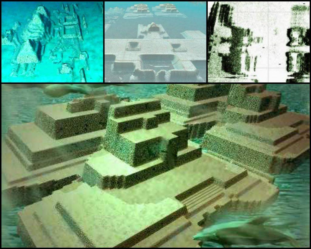 Cuban Atlantis Geological oddity