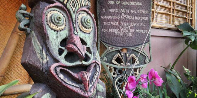 rongo maori god